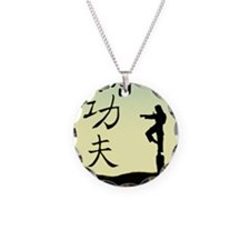 Kung fu Necklace
