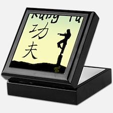 Kung fu Keepsake Box