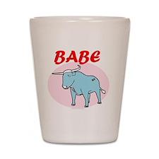 BABE Shot Glass