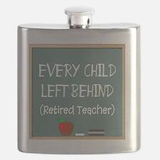 Retired Teacher Flask