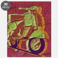 vespa-9x12 Puzzle