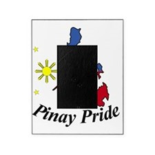 Pinay Pride Map Picture Frame