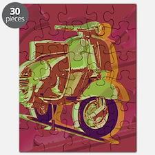 vespa-16x20 Puzzle