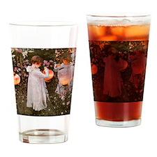 Garden Party Drinking Glass