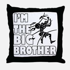 bb-basketball2 Throw Pillow