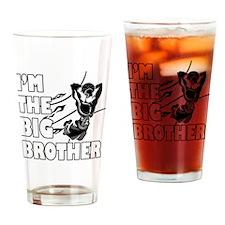 bb-basketball3 Drinking Glass