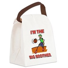 basketl ball Canvas Lunch Bag
