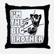 bb-basketball3 Throw Pillow