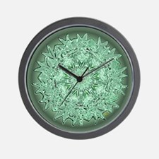 Chromabis Green Wall Clock