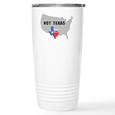 Texas Travel Coffee Mug