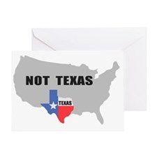 Texas Greeting Card