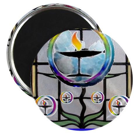 Unitarian 3 Magnet