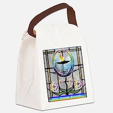 Unitarian 3 Canvas Lunch Bag
