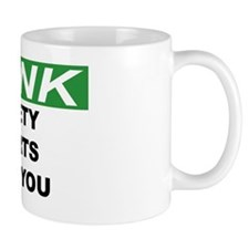 THINK-SAFETY-STARTS-WITH-YOU Mug