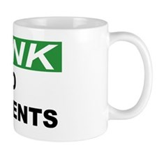 THINK-NO-ACCIDENTS Mug