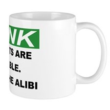 THINK-ACCIDENTS-ARE-AVOIDABLE-AVOID-THE Mug