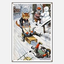 Thiele Cats Sled 5 Banner
