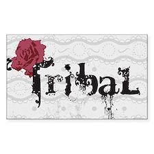 tribal bg Decal