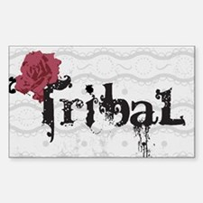 tribal bg Decal