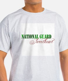 Cute National guard sweetheart T-Shirt