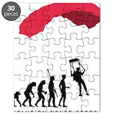 Evolution fallschirm B Puzzle