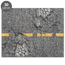 road_queen_duvet Puzzle