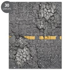 road_twin_duvet Puzzle