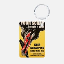 Keep Scrapping Keychains