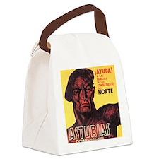 Asturias Canvas Lunch Bag
