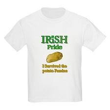 potato famine  Kids T-Shirt