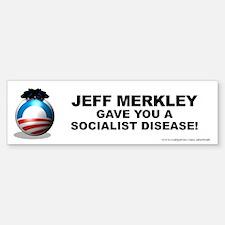 Merkley Gave Bumper Bumper Sticker