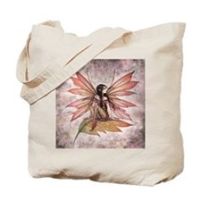 Autumn Drifting Fairy Art Tote Bag