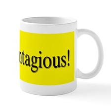 Smile Its Contagious! Mug