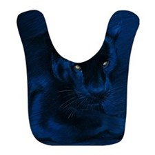 yellow eyes Bib