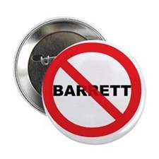 "scott walker anti barrett. png 2.25"" Button"