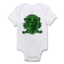Green Man: Metamorphosis Infant Bodysuit
