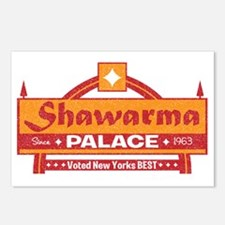 Shwarma Palace Postcards (Package of 8)