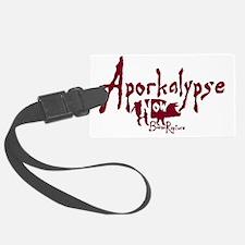 Aporkalypse Now Bacon Rapture Luggage Tag