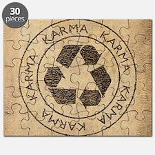 Vintage Karma Puzzle