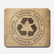 Vintage Karma Mousepad
