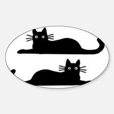 catsrectanglesticker Decal