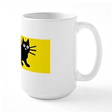 catlicenseplate Mug