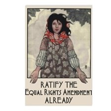 Ratify the ERA Postcards (Package of 8)