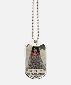 Ratify the ERA Dog Tags