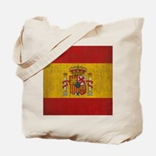 spain_fl_SC2 Tote Bag