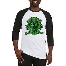 Green Man: Metamorphosis Baseball Jersey