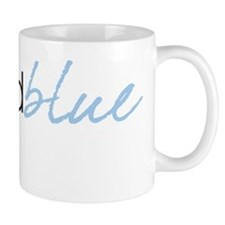 Tickled Blue Mug