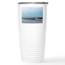 Mississippi River Barge Travel Mug