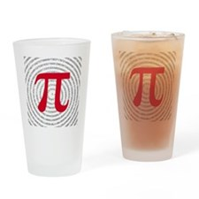 pi Drinking Glass