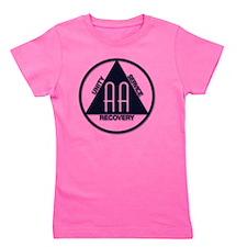 A.A. Logo LARGE Girl's Tee